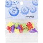Dress It Up Embellishments - Tiny Dinos