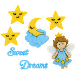 Sweet Dreams - Dress It Up Embellishments