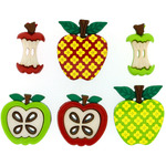 Apple Appeal - Dress It Up Embellishments