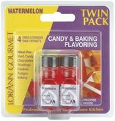 Watermelon - Candy & Baking Flavoring .125oz Bottle 2/Pkg