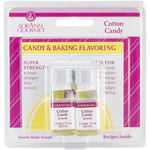 Cotton Candy - Candy & Baking Flavoring .125oz Bottle 2/Pkg