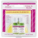 Creme De Menthe - Candy & Baking Flavoring .125oz Bottle 2/Pkg