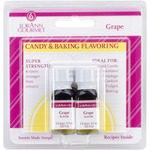 Grape - Candy & Baking Flavoring .125oz Bottle 2/Pkg