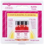 Bubble Gum - Candy & Baking Flavoring .125oz Bottle 2/Pkg