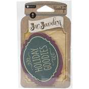 Vintologie Collection-Holiday Goodies Label 6/Pkg