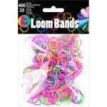 Tie-Dye - Loom Bands Assortment 425/Pkg