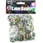 Camo Tie-Dye - Loom Bands Assortment 425/Pkg