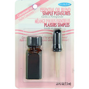 Simple Pleasures-Vanilla, Pomegranite - Essential Oil Blend .25oz