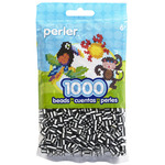 Zebra - Perler Striped Beads 1000/Pkg
