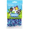 Deep Sea - Perler Striped Beads 1000/Pkg