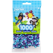 Deep Sea - Perler Striped Beads 1000/Pkg