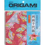 "Origami Paper 5.875""X5.875"" 28 Sheets - Ryomen Double Sided"