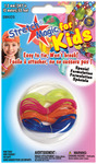 Chartreuse, Pink, Purple & Orange - Stretch Magic For Kids 1.2mm 10m