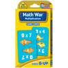 Multiplication Math War - Game Cards SCHOOL ZONE-Game Cards. These cards offer learning in the form of a game, which is great for kids. This package contains one box of game cards. Available in a variety of different age groups and subject options, each sold separately. Made in USA.