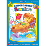 Kindergarten Basics Ages 5-6 - Workbooks