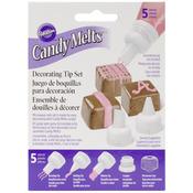 Candy Melt Decorating Tip Set