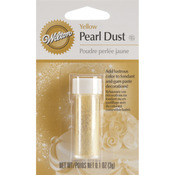 Yellow - Pearl Dust 1.4g/Pkg