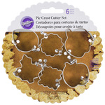 Autumn - Mini Pie Cutter Set