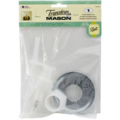 Pump - Transform Mason Ball Lid Inserts 1/Pkg