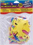 Cats & Dogs - Foam Stickers 160/Pkg