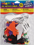 Music - Foam Stickers 91/Pkg