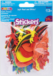 Dinosaurs - Foam Stickers 54/Pkg