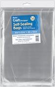 Self-Sealing Transparent Bags