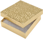 Jewelry Boxes  6/Pkg - Gold