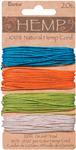 Brights - Hemp Cord 20# 120'/Pkg