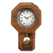 Pendulum Wall Clock - Timeless Miniatures