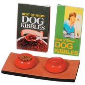 Dog Dish/Food/Mat/Bag - Timeless Miniatures