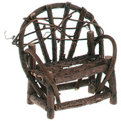 Vine Double Bench - Timeless Miniatures