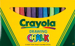 12/Pkg - Crayola Drawing Chalk
