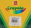 White Crayola Crayons - 12/Pkg