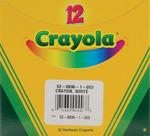 White 12/Pkg - Crayola Crayons