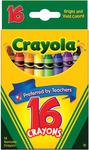 16/Pkg - Crayola Crayons