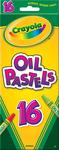 16/Pkg - Crayola Oil Pastels