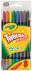 Crayola Twistables Crayons - 8/Pkg