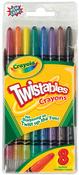 8/Pkg - Crayola Twistables Crayons