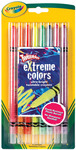 8/Pkg - Crayola Twistables Extreme Color Crayons