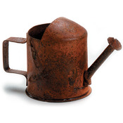 Rusty Watering Can - Timeless Miniatures