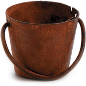 Rusty Metal Pail - Timeless Miniatures