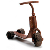 Rusty Scooter - Timeless Miniatures