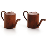 Rusty Watering Can 2/Pkg - Timeless Miniatures
