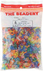 Multicolor - Tri Beads 11mm 900/Pkg THE BEADERY-Tri Beads. Beautiful beads in stunning colors. Whether you plan on using them for hair, jewelry, adornments on clothing, lamp shades or curtains they will surely brighten up your world. This package includes 900 multicolored tri beads: 11mm. Choking Hazard-small parts. Not for children under 3 years. Imported.