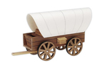Covered Wagon - Wood Model Kit