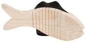 """Fish 6.5""""X3"""" - Wood Wiggle Animal"""