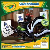 "Crayola Sketchbook 9""X9"""