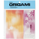 "Origami Paper 5.875""X5.875"" 36 Sheets - Tie Dye"