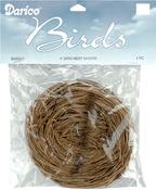 Bird Nest With Wire